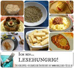Zusammenfassung No. 7 vom bibliophil-kulinarischen Dauerevent #lesehungrig #bücher