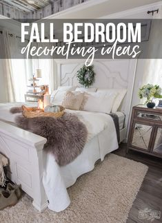 Gorgeous U0026 Easy Bedroom Decorating Ideas For Fall