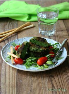 Gli hamburger di spinaci e ricotta sono sfiziosissimi e morbidi una buona alternativa. Da preparare anche con monsieur cuisine plus o bimby. Ricotta, Tuna, Hamburger, Fish, Meat, Robot, Connect, Fantasy, Vegetarian Cooking