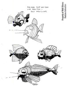 Flooby Nooby: Disney's Atlantis - Concept Art