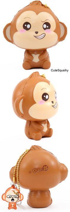 Monkey sqishy