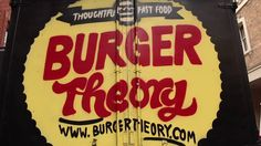 Street Food Stories - Burger Theory by Karen Lobban