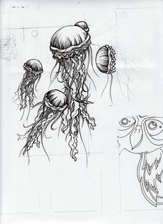sketchbook ideas by www.samshennan.com, via Flickr