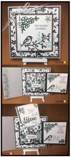SU...Spring/Summer 2018...Petal Passion Suite...Joy Fold Card