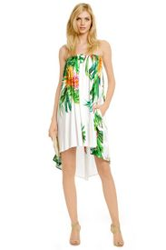 Under the Hawaiian Palms Dress