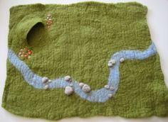 Waldorf+Playscape++Made+to+Order+DEPOSIT+by+FeltPath+on+Etsy,+$10.00