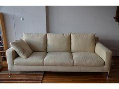 20 nachlass 3 sitzer sofa togo von ligne roset sofas. Black Bedroom Furniture Sets. Home Design Ideas