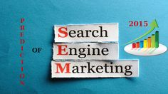 It's that wonderful time of year when SEO and search marketing are being predicted with the new year's coming towards. Before dealing with search engine optimization, check out these guidelines to remain on top of the rankings game in the year 2015...