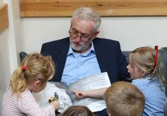 """""""This might be the best picture of Jeremy Corbyn I've ever seen."""""""