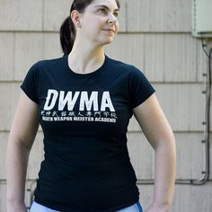 DWMA anime inspired soul eater tshirt  by superorangestudio, $18.00