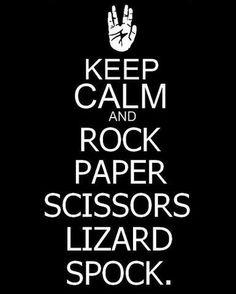 sheldon rock paper scissors