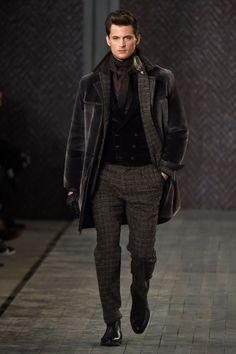 Joseph Abboud Fashion show details & more