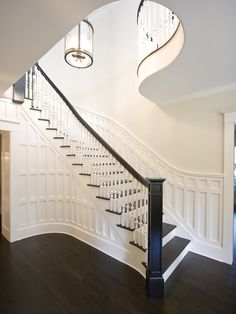 Clawson Architects Projects - traditional - staircase - new york - Clawson Architects, LLC