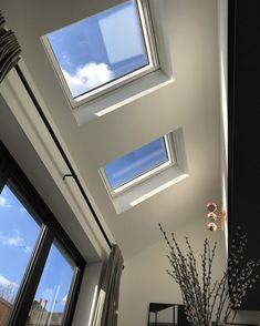 Artwork For Home Decoration Garden Room Extensions, House Extensions, Kitchen Extensions, Interior Design Website, Interior Design Companies, Dark Interiors, Beautiful Interiors, Velux Skylight Blinds, Skylights