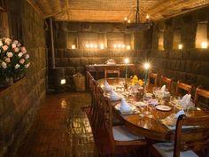 Hacienda San Agustin de Callo, an old Inca Palace now used as a luxury accommodation near Cotopaxi National Park