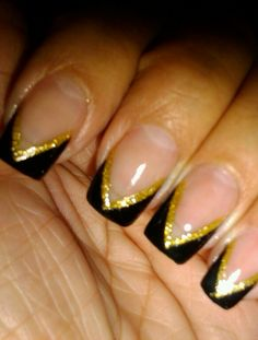 Black n gold