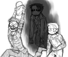Blake, Miles and Waylon