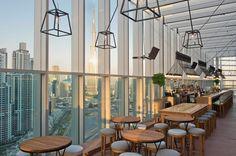 Instagram heaven: Iris Dubai at the Oberoi Hotel