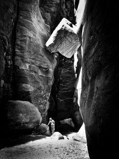 Canyoning Jordan, An Eco-Adventure Thrill Ride!: