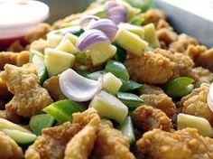 Per avere una frittura perfetta basta aggiungere un pò di amido di mais alla panatura.