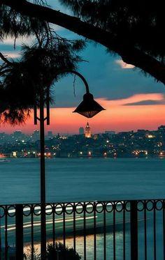 Istanbul Turkey Sema Gürses thank you Wonderful Places, Beautiful Places, Beautiful Pictures, Turkey Places, Voyage New York, Turkey Photos, Photos Voyages, City Landscape, Dream City