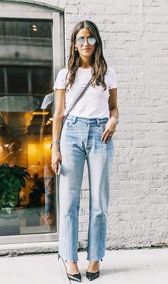 8 New Wardrobe Staples 30-Somethings Should Consider via @WhoWhatWearAU