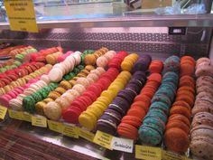 Macarons!  TravlBy - Quebec in 11 Food Experiences