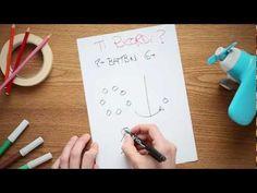Giochi x bambini di movimento: battaglia cartaccia - YouTube