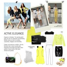 Active Elegance by MOHITO