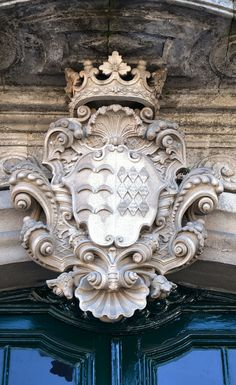 Details - Architectural Detail - Coat of Arms