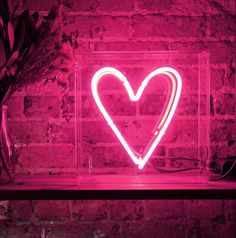 This item is unavailable Our Heart light is part of our first our neon range. All our neon lights can be wall mounted or positioned on a shelf, desk or table. Made from acrylic and neon tube, each of our… Continue Reading → Photo Wall Collage, Picture Wall, Neon Rouge, Fred Instagram, Roses Tumblr, Neon Quotes, Neon Aesthetic, Aesthetic Plants, Aesthetic Black