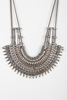 Urban Outfitters - Mercer Bib Necklace