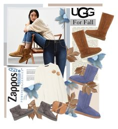 """""""The Icon Perfected: UGG Classic II Contest Entry"""" by traceygraves ❤ liked on Polyvore featuring Bliss Studio, UGG, Alexander Wang, UGG Australia, Linda Farrow, T-shirt & Jeans, ugg and contestentry"""