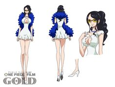 One Piece Film Gold, Robin
