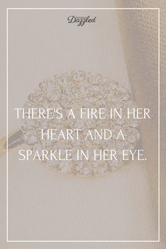 We've got a permanent sparkle in our eye here at Totally Dazzled.