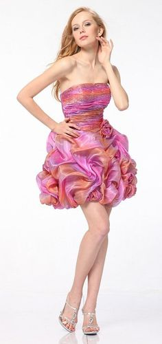 Strapless Homecoming Dress Sale for only $36.00 Size Small #discountdressshop #homecomingdress #saledress