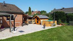 Badetonne eckig Micro Pool für 16 Personen! Party tub, Michael, Barwedel, Deutschland -