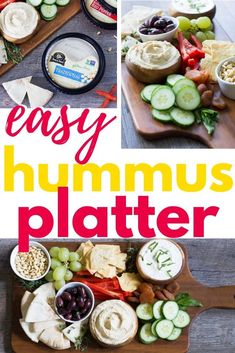 Take your entertaining to the Mediterranean with a tapas meze platter complete with hummus and other snacks to keep your guests happy! Tapas Platter, Hummus Platter, Snack Platter, Veggie Platters, Party Food Platters, Seafood Platter, Party Trays, Appetizers For A Crowd, Easy Appetizer Recipes