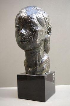 AUDFRAY Etienne, sculpture en bronze - Burani Ly - I/IV - 1986