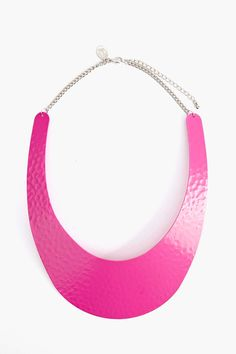 Outshine Necklace in Pink