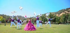 Fun Quinceanera photo idea \\ Photo Credit: WR Photography #Quinceaneraphotoidea #Quinceanera