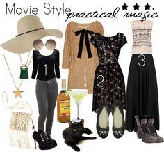 XOXO, Sam | A Lifestyle Blog: Movie Style: Practical Magic