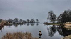 Arriving in Schwerin