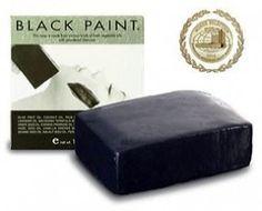 BLACK PAINT soap