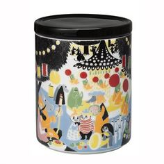 Moomin Friendship pot - 1,2 l - Arabia