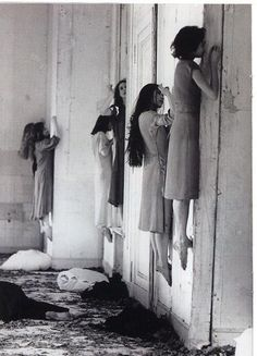 1952, Russian mental institution