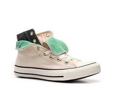 Converse Chuck Taylor All Star Double Fold High-Top Sneaker