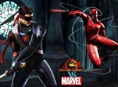 Something i found on Internet Marvel Vs, Marvel Comics, All Superheroes, Ghost Rider, Daredevil, Mortal Kombat, Educational Activities, Deadpool, Battle