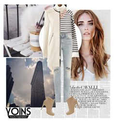 """""""Yoins 20/1"""" by worldoffashionr ❤ liked on Polyvore featuring Yves Saint Laurent, women's clothing, women, female, woman, misses, juniors and yoins"""