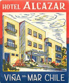 Hotel Alcazar                                    Viña del Mar, Chile